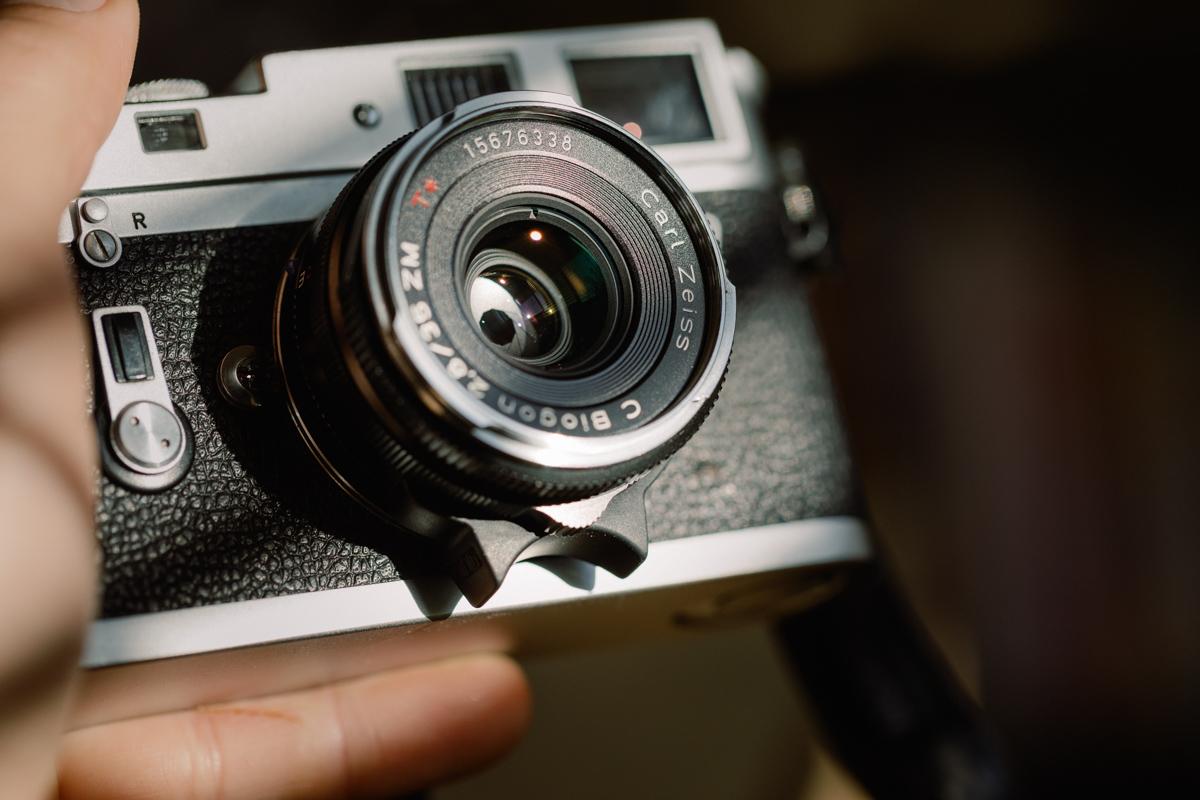 Leica lens alternative