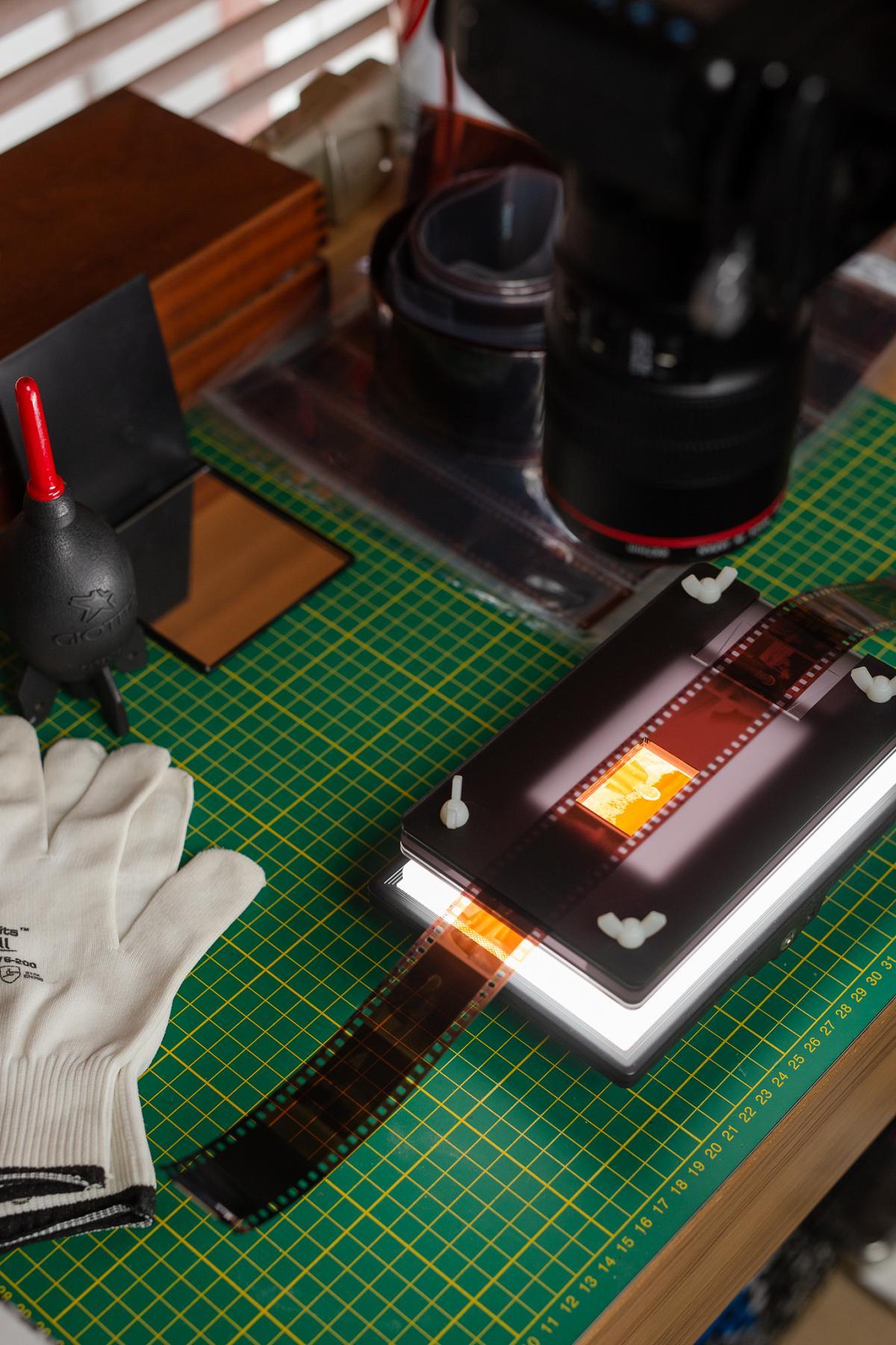 Essential Film Holder 35mm