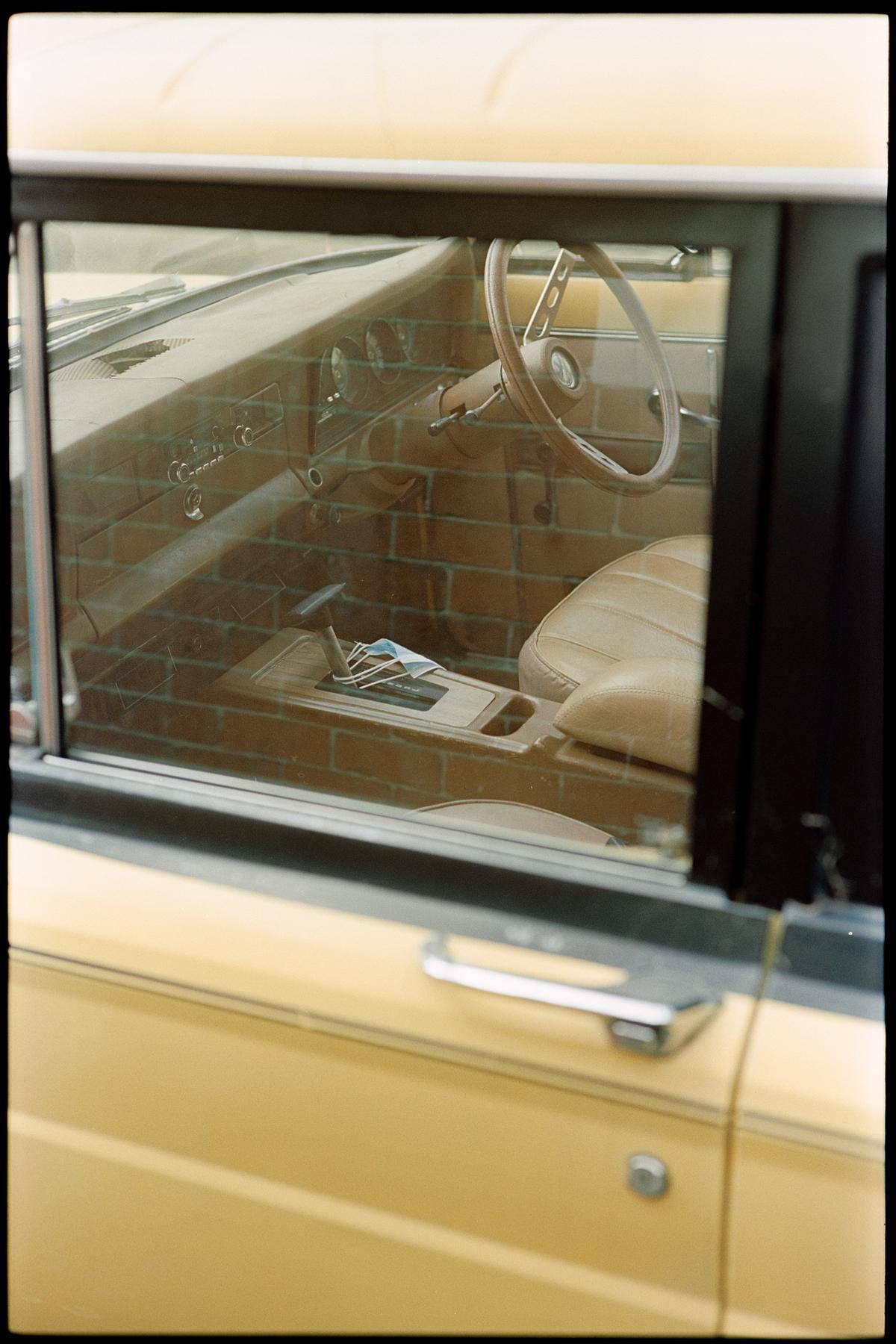 Kodak 250D in the Leica M4