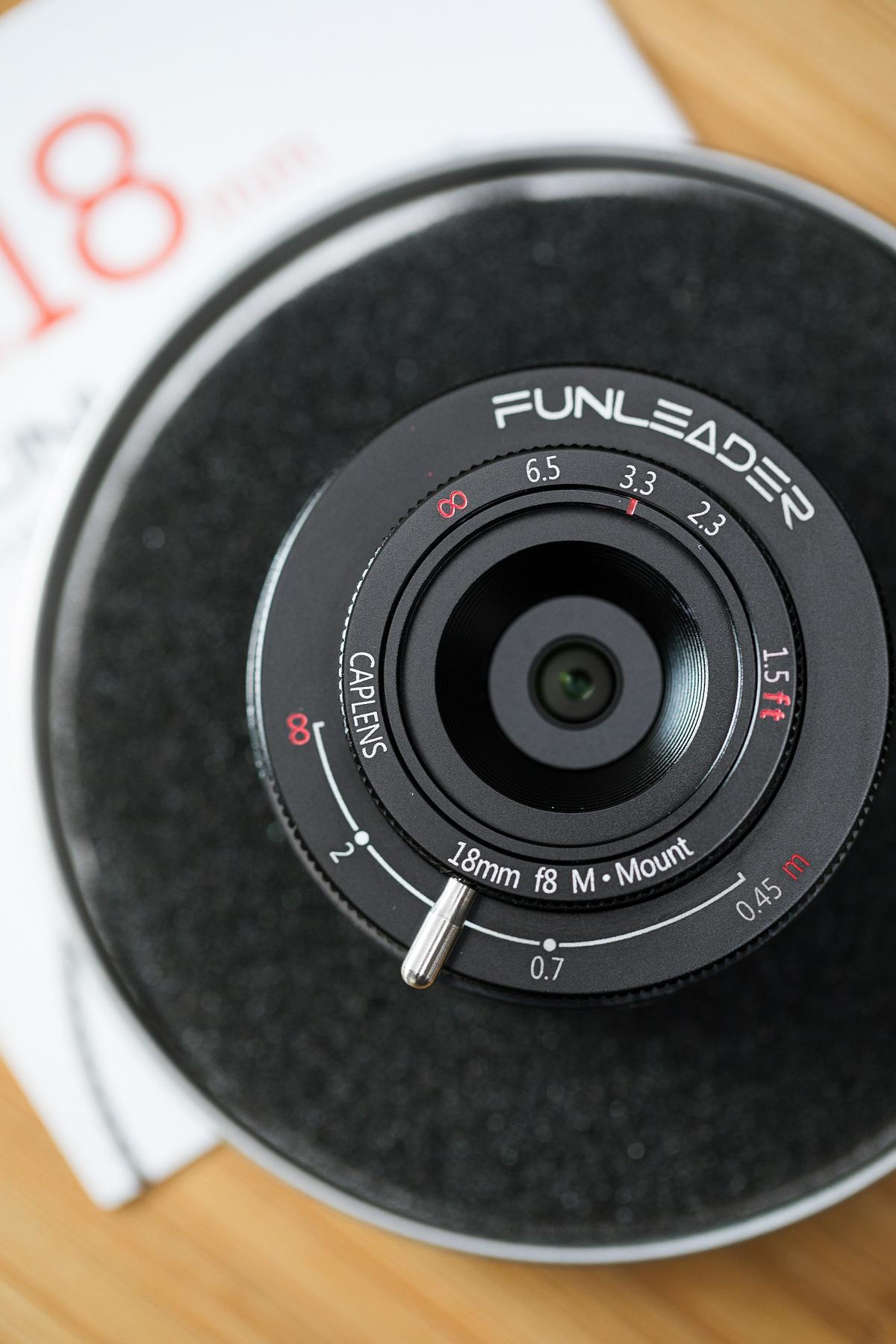 Funleader M Mount 18mm