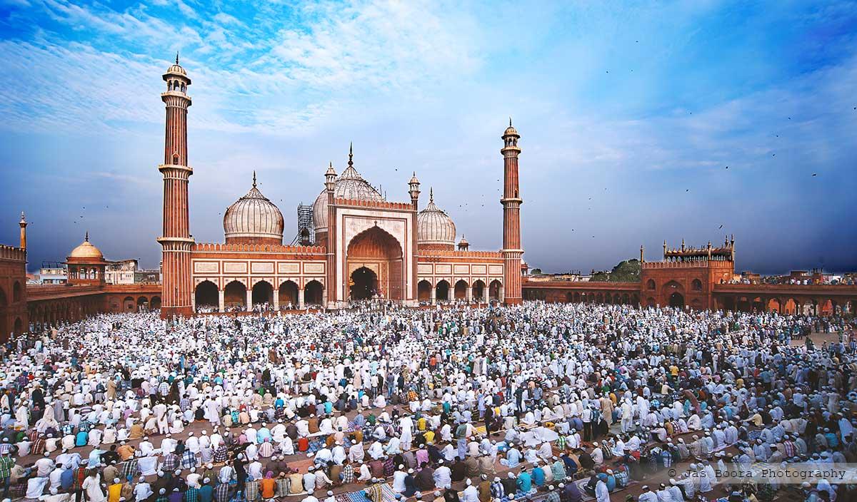 Eid - Jamma Masjid