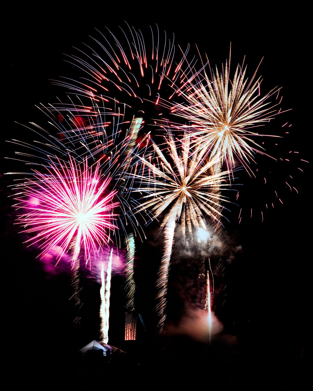 Southampton Days Fireworks
