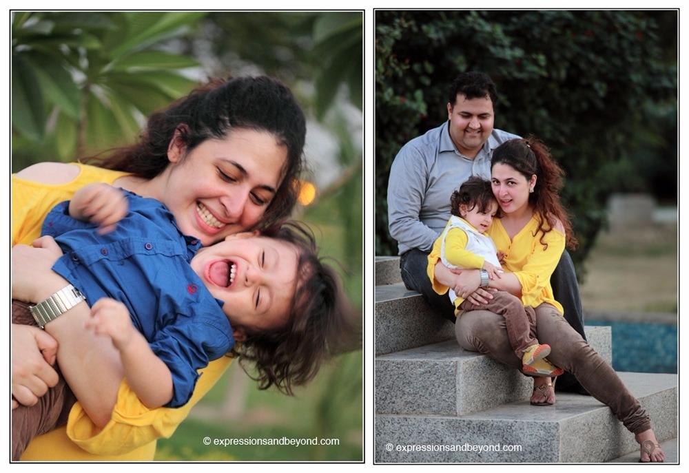 Best family portrait photo shoot in delhi gurgaon noida outdoors