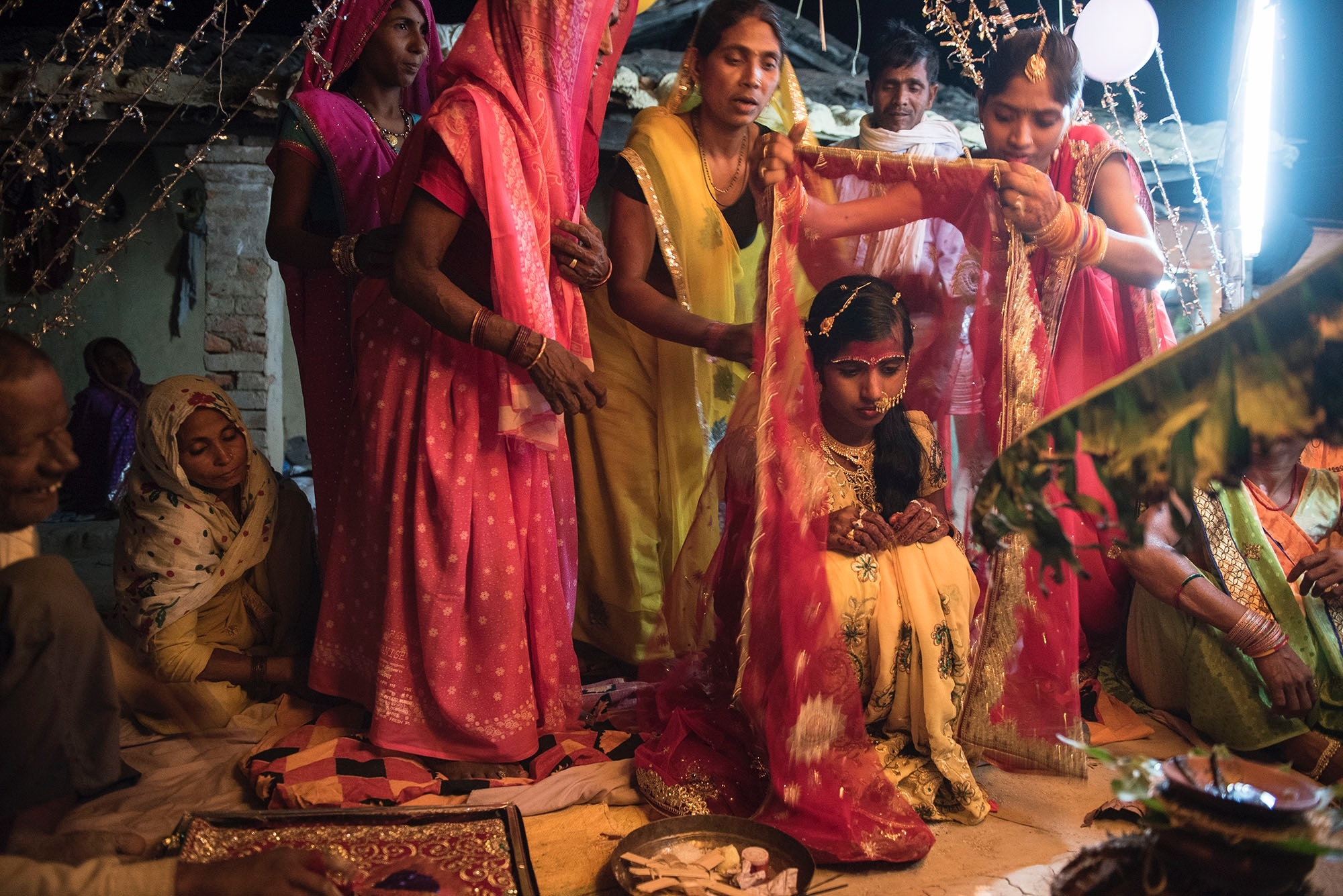 Child Brides of Shravasti, India