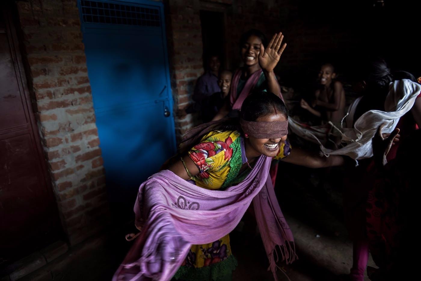 Child Brides Uttar Pradesh by Woman Photographer