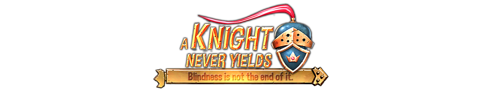 A Knight Never Yields - header image & link to homepage