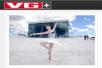 American Ballet Dancer