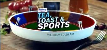 NDTV Tea Toast and Sports