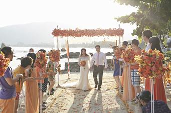 Renaisance Resort&Spa Samui Wedding Z&J