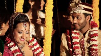 Samui Indian wedding at Le Meridien Resort & spa