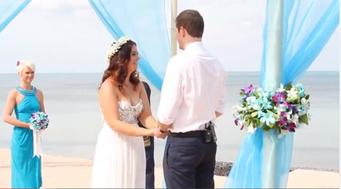 Michell&Zach Wedding at Nora Beach Resort Koh samui Thailand
