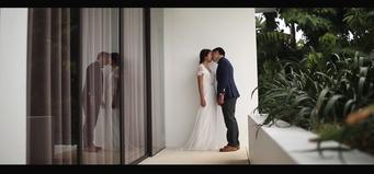 Aaron& Katharine Wedding at Samujana,Koh samui
