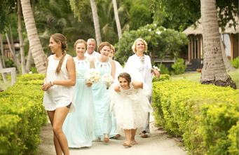 Natalie&Toby Wedding on Koh Tao Thailand