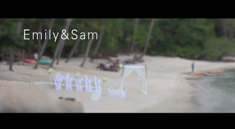 Emily&Sam Wedding  at Silavadee Resort & Spa Koh Samui