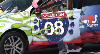 Willie Run: Weather Channel PKG