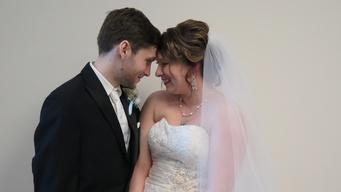 Hannah and Daniel - January 3, 2015