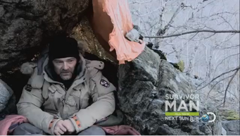 Discovery Channel - Survivorman/One Car Too Far