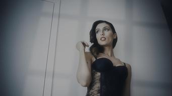 lingerie beauty.BLACKBIRD