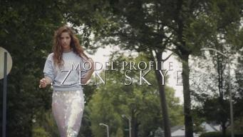 MODEL PROFILE- Zen Skye