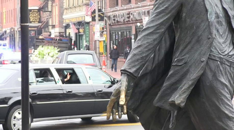 Boston Herald:  Funeral of Mayor White