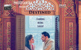 Destined: Reema and Sanjay's Royal Wedding at Samode Palace