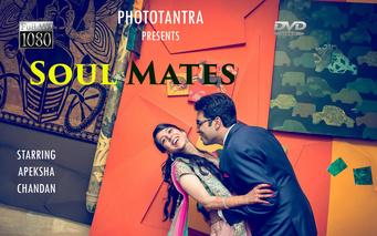 Soul Mates: Apeksha and Chandan's Wedding at Leela Kempinski