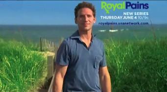 Royal Pains on USA Network