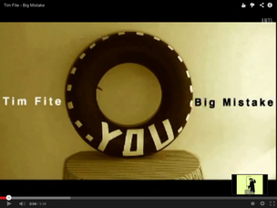 Tim Fite - Big Mistake