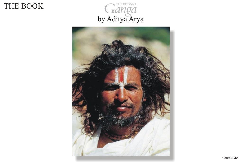 A Vaishnav sadhu.