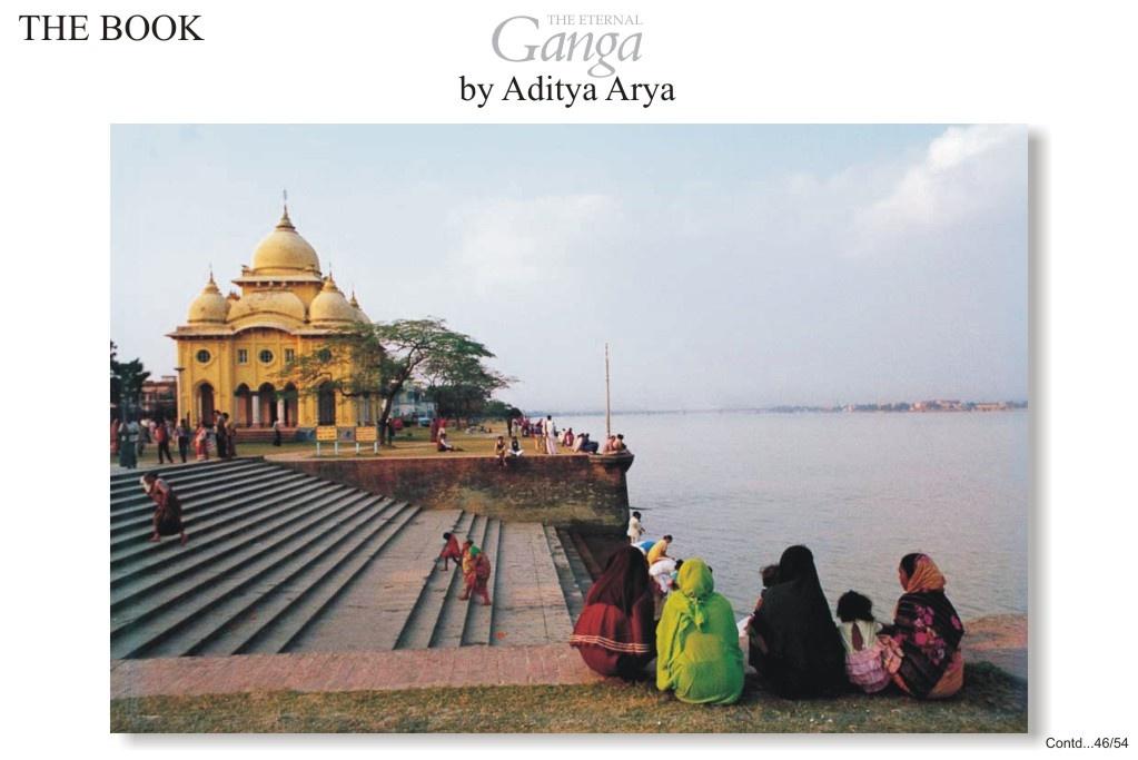 Belur Math, near Calcutta, was founded by Swami Vivekananda.