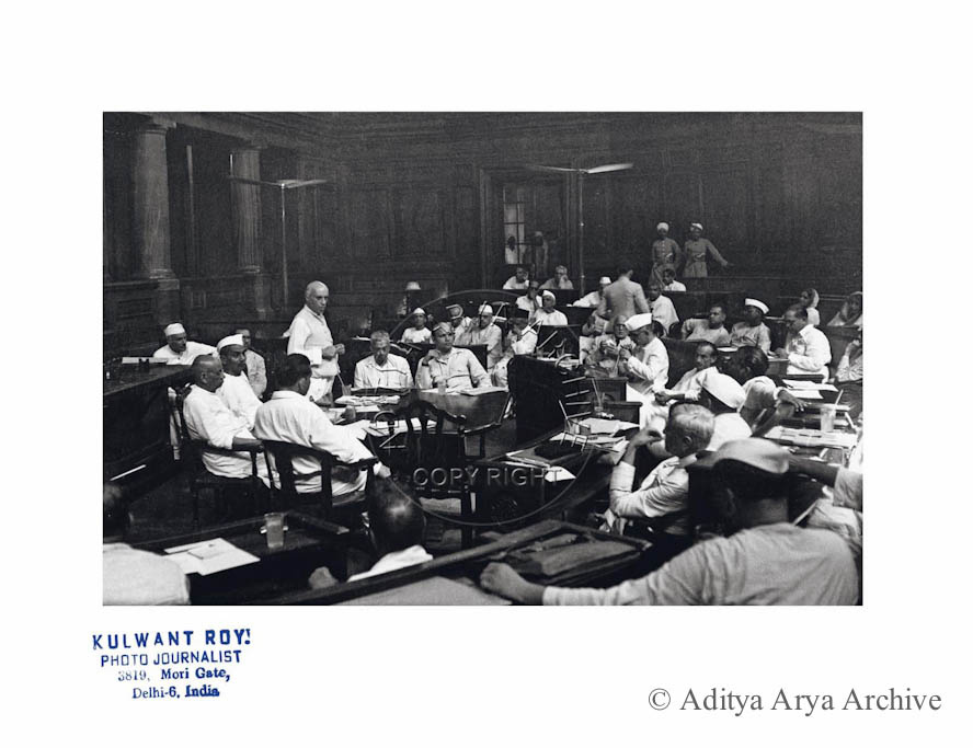 Deliberation of the Constituent Assembly. Undated