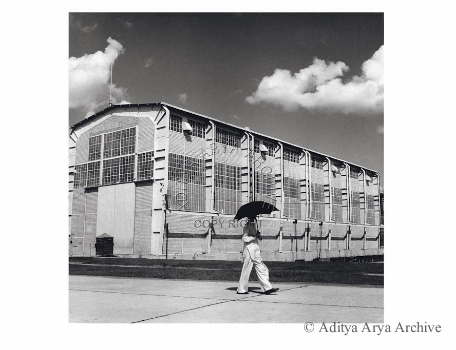 The Bhakra Nangal Power House .1954