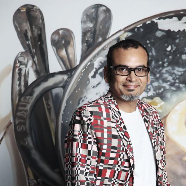Subodh gupta artist