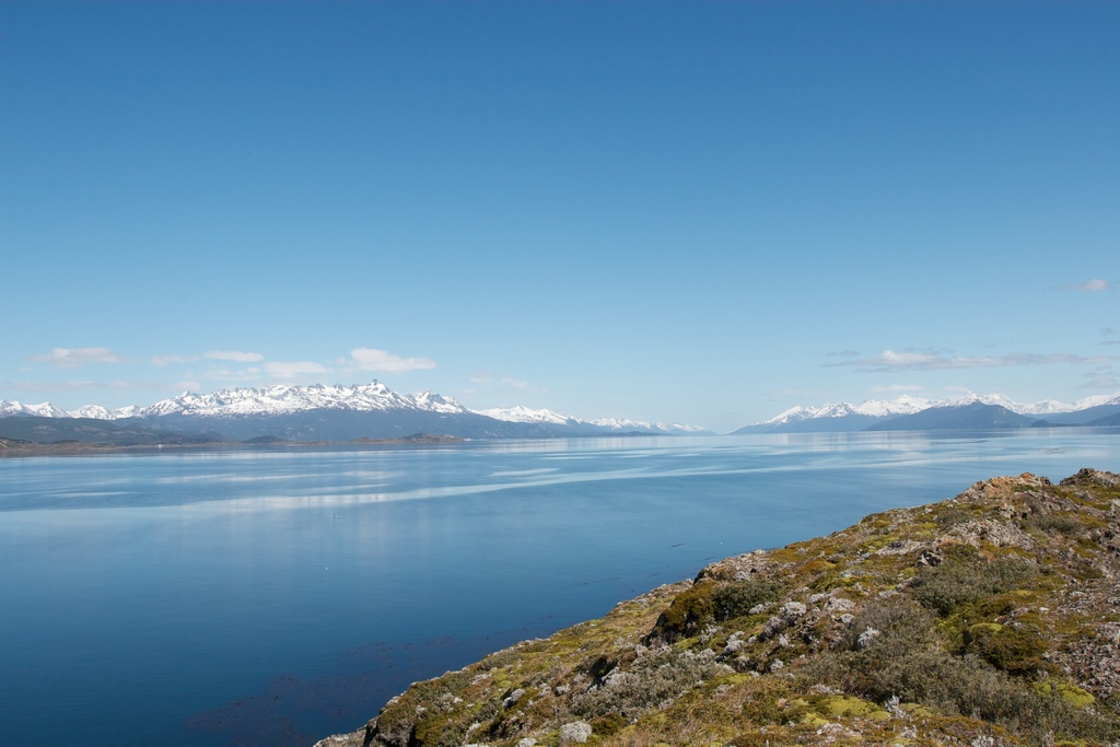 Beagle Channel, Argentina and Chile