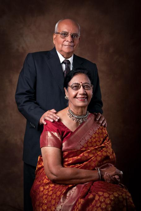 Mrs & Mr. Singhal, New Delhi