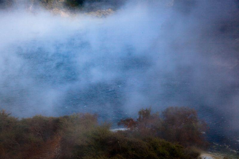 thermal spring, rotorua, new zealand, 2010