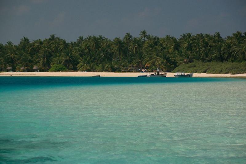 bangaram island, lakshadweep, 2008