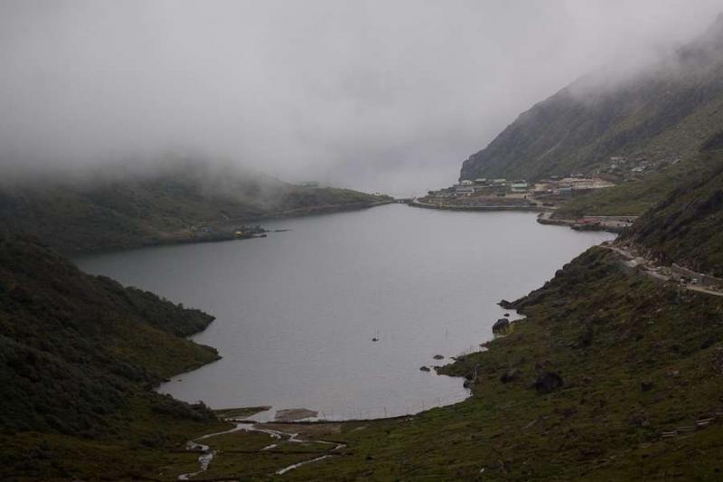 tsongo lake, sikkim, 2010