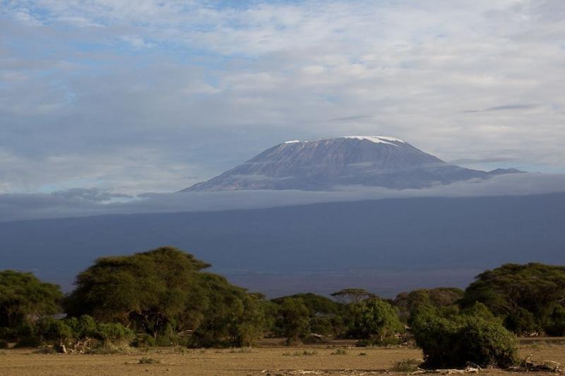 mount kilimanjaro, kenya, 2009