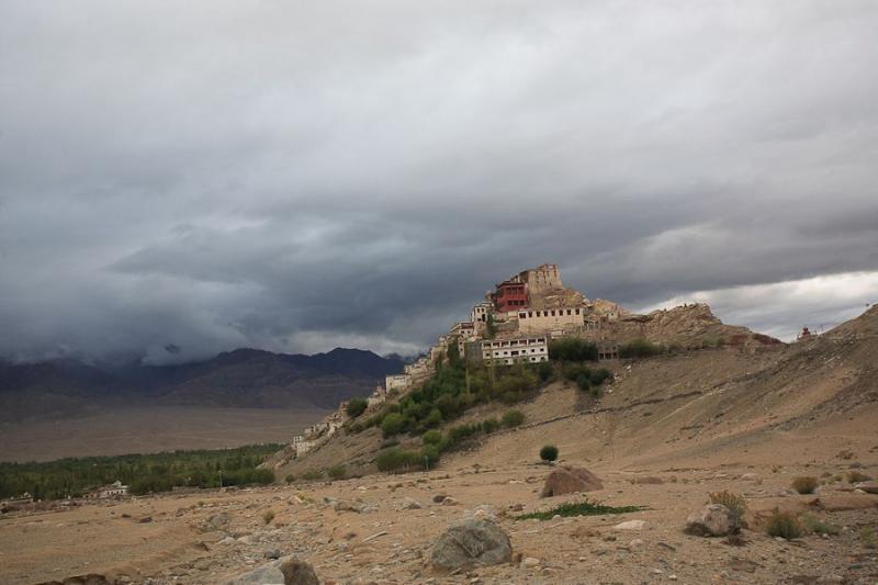 thikse gompa, ladakh, 2007
