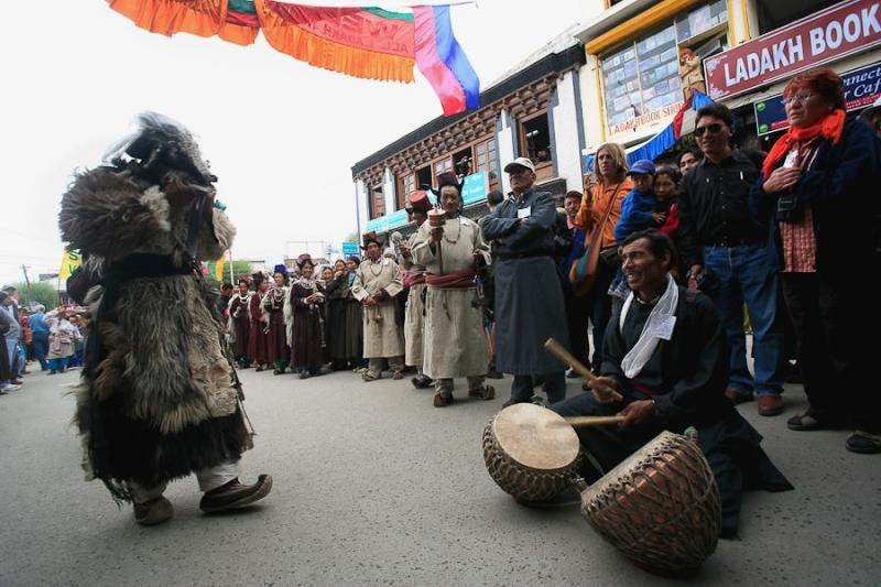 leh festival, 2006