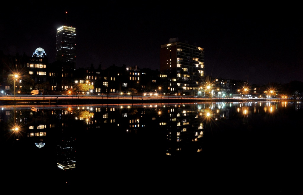 Storrow Reflections