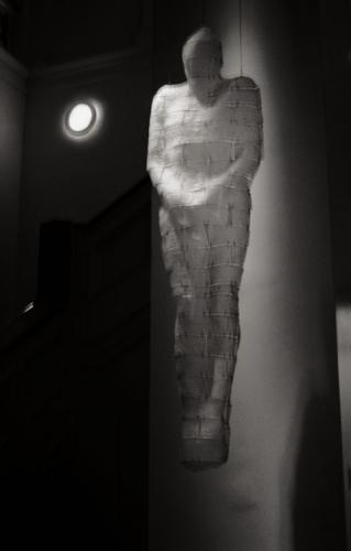 Hanging Mummy, London 2006   Edition 2 of 3
