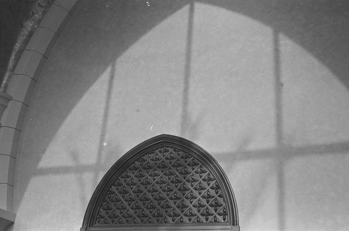 Arch and Shadow, Dubai 2008   Edition 2 of 5