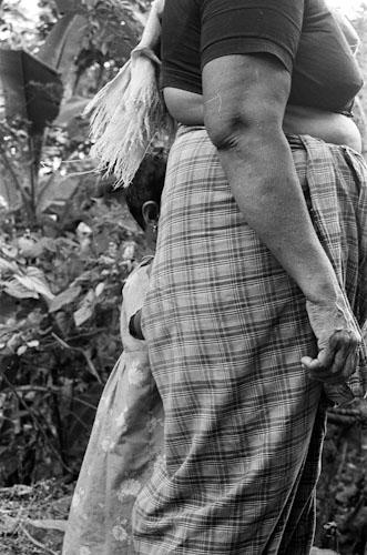 Grandmother, Kerala 2008   Edition 2 of 3