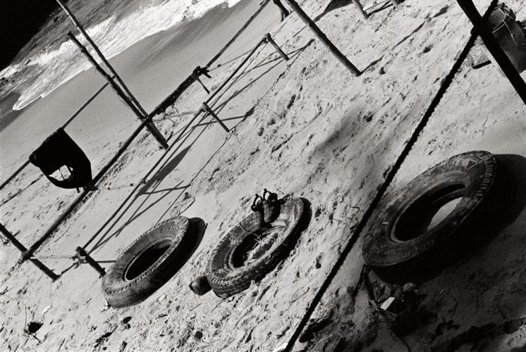Tyres on the Beach, Goa 2008   Edition 2 of 5