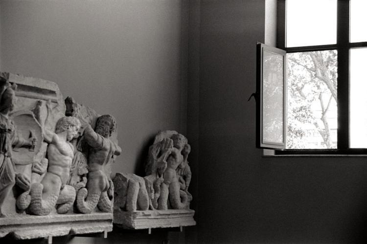 Museum Corner, Istanbul 2007   Edition 3 of 3
