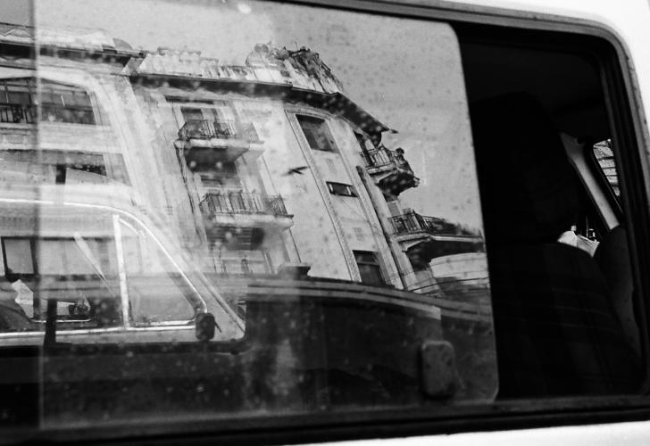 Reflection of a Building, Kolkata 2010   Edition 2 of 5