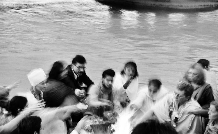 Ganga Puja, Rishikesh 2011   Edition 2 of 2