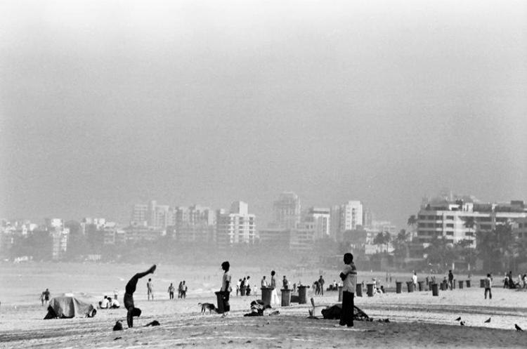 Morning in Juhu, Mumbai 2010   Edition 1 of 2